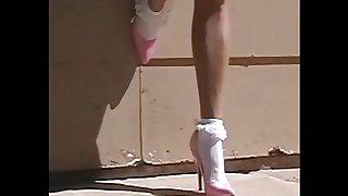 Frilly Socks 081