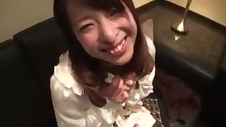 Japanese cute wife cheating