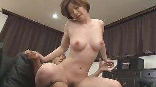 Crazy Japanese chick Risa Arisawa, Mika Mizuno, Nao Mizuki in Hottest Doggy Style, Big Tits JAV video