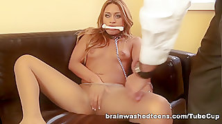 Crazy pornstar in Exotic HD, Latex sex clip