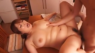 Fabulous Japanese slut Sumire Shiratori in Amazing Cunnilingus, Wife JAV movie