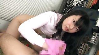 Exotic Japanese whore Miyu Mizusawa in Incredible Small Tits JAV scene