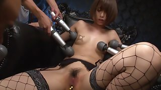 Exotic Japanese whore Nanami Kawakami in Hottest fingering, cougar JAV movie