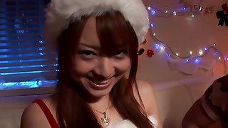 Amazing Japanese model Akiho Yoshizawa in Exotic cosplay, panties JAV video