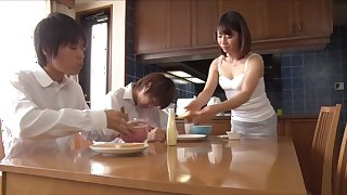 Crazy Japanese girl Sana Mizuhara in Fabulous college, handjobs JAV scene