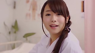 Marina Shiraishi in Let Me Help Your Masturbation part 7