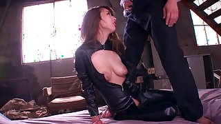 Riho Hasegawa in Secret Female Investigator part 1.1