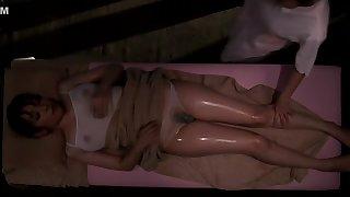 Exotic Japanese chick Amateur in Fabulous massage, lesbian JAV movie