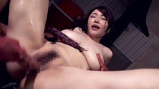 Anri Okita, Minami Ayase, Hibiki Otsuki in Orgasm 12 part 2.2