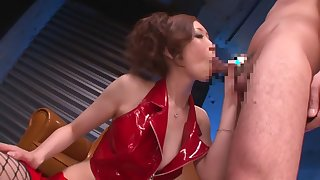 Kotone Amamiya in MANNISH 10 part 3