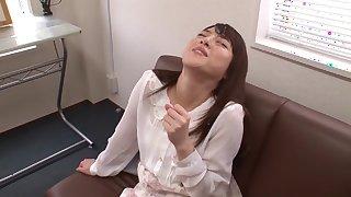 Jun Aizawa in Sticky Facials part 1